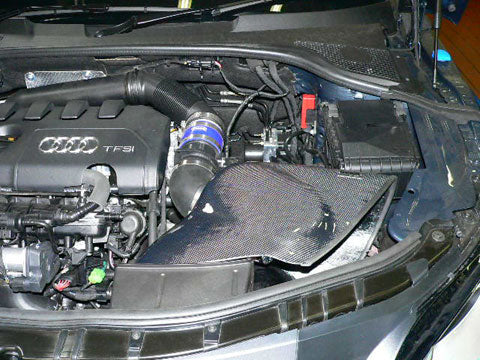 Increase Horse Power and torque with this GruppeM Ram Air Intake System - Audi - TTS 2.0 TFSI 8J(TTS)('08). The Best JDM Parts in Europe are on RzcrewEurope.com!