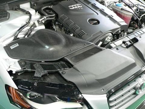 Increase Horse Power and torque with this GruppeM Ram Air Intake System - Audi - A4 2.0 TFSI B8(2.0)('13). The Best JDM Parts in Europe are on RzcrewEurope.com!