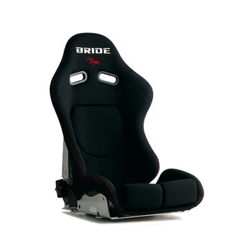 Bride Stradia II Reclinable Seat - Super Aramid - Black-G23AZR - Rzcrewgarage