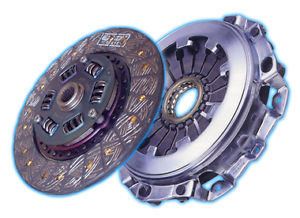 Exedy Clutch Set (Ultra Fibre Clutch Disk) - Honda - B series Clutch - HK04HA - RZCrewEurope