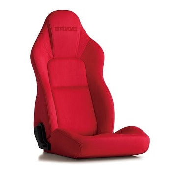 Bride Streams Reclinable Seat - Frp - Red-I10BBN - Rzcrewgarage