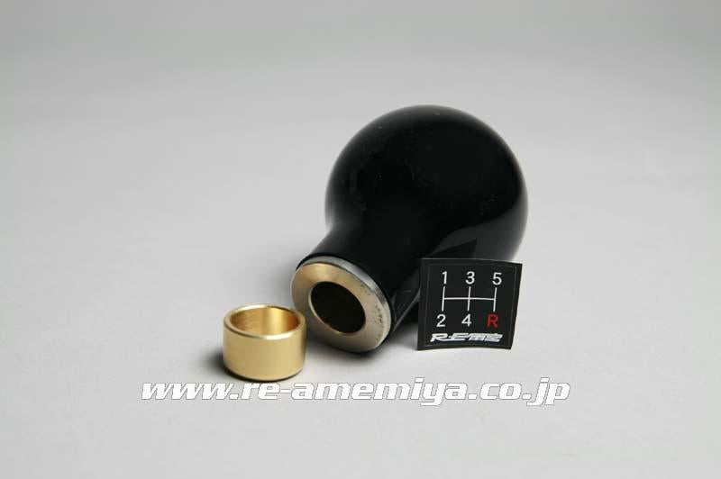 RE Amemiya - Heavy shift knob Shift knob - M10×1.25 Thread - Rzcrewgarage
