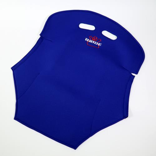 Bride Seat Back Protector K11 Type (Blue) - RZCrewEurope