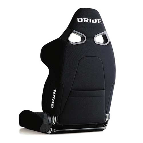 Bride Seat Back Protector K12 Type (Black) - RZCrewEurope