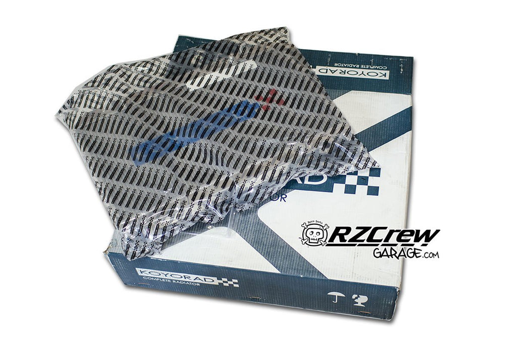 Koyorad KH Type 36mm Radiator - Mazda - Mazdaspeed 3 Axela BK3P(Ms) (MT,AT,CVT) - KH061816 - RZCREWGARAGE