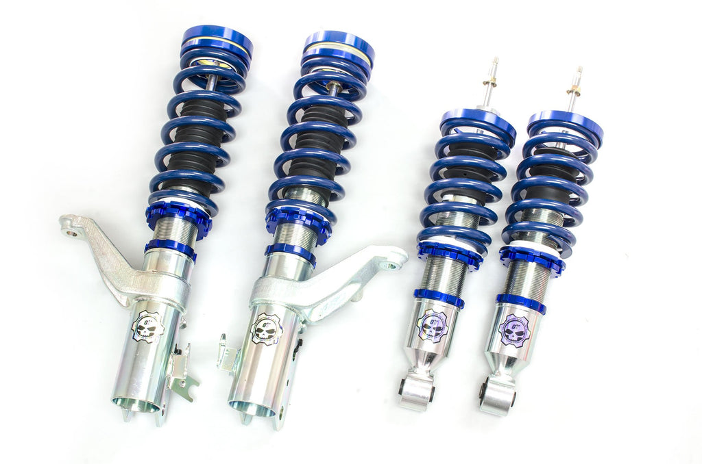 "Rzcrew Racing - GoFast ""GF"" Twintube Coilover Kit - Honda Stream RN6 - Rzcrew Europe"