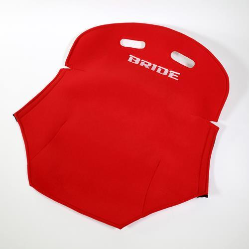 Bride Seat Back Protector P01 Type (Red) - RZCrewEurope