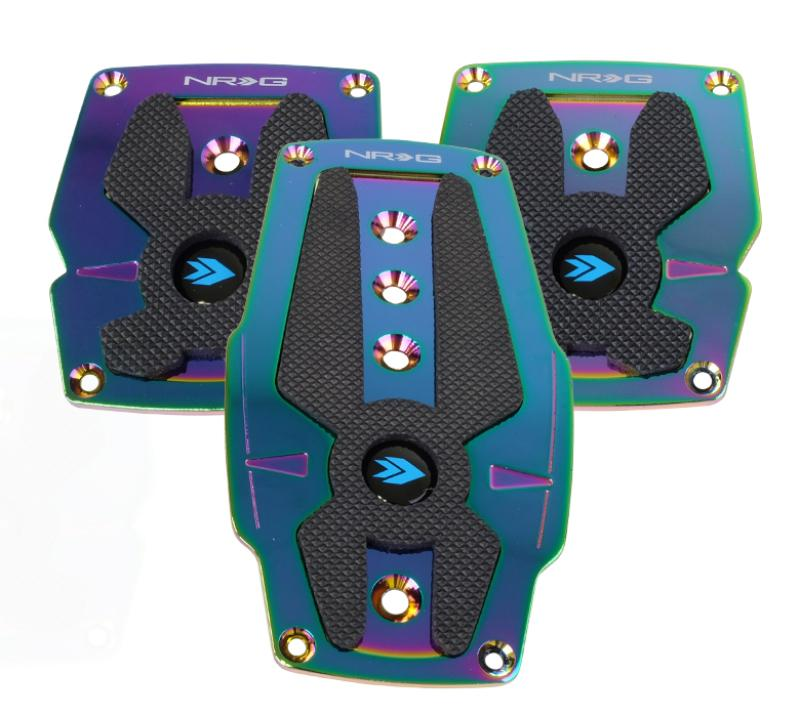 NRG - Neochrome rubber insert Sport Pedal - MT  - RZCrewEurope