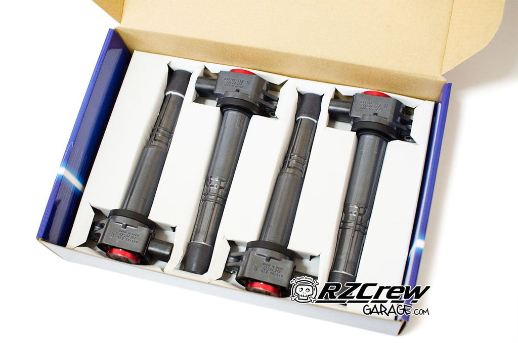 Okada projects Plasma Direct ignition coils kit - Daihatsu Copen 660cc JB-DET, L880K (-H22.7) - SD274011R