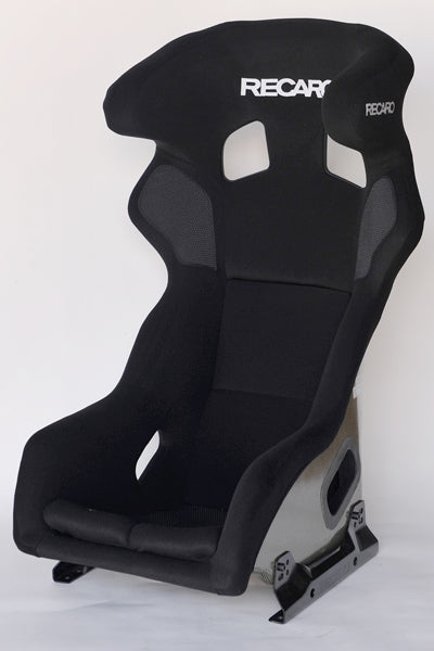 Recaro Japan PRO RACER SP-A Fixed Bucket Seat - Black-R-SP-A-B - Rzcrewgarage