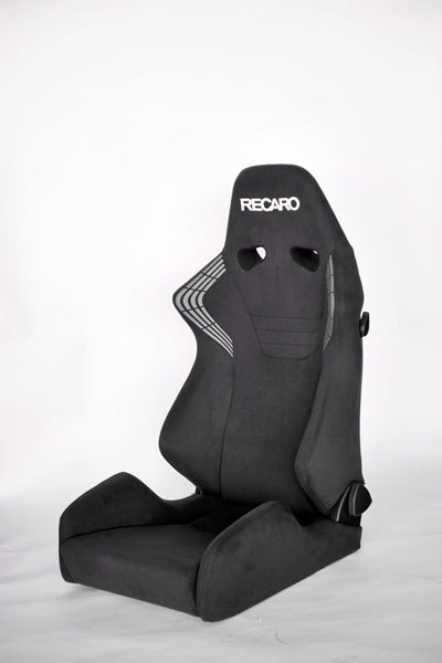 Recaro Japan SR-6 KK 100 S Reclinable Seat - Black-R-SR-6KK-B - Rzcrewgarage