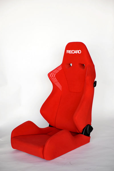 Recaro Japan SR-6 KK 100 S Reclinable Seat - Red-R-SR-6KK-R - Rzcrewgarage