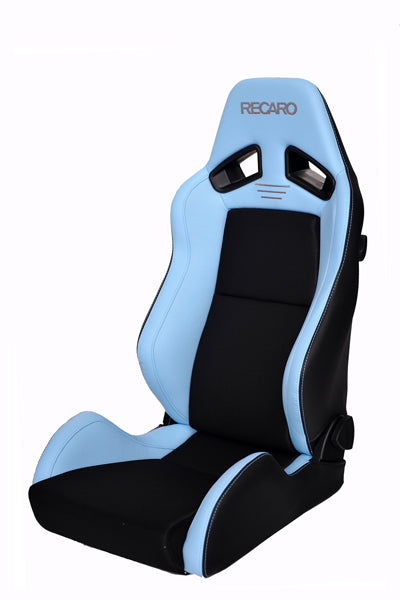 Recaro Japan SR-7 CLASSIC Reclinable Seat - Blue,Black-R-SR-7-BLB - Rzcrewgarage