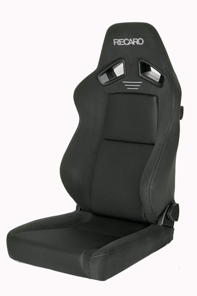 Recaro Japan SR-7F GK 100 Reclinable Seat - Black,Black-R-SR-7FGK-BB - Rzcrewgarage