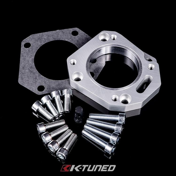 Increase Horse Power and torque with this K-Tuned - RBC / RRC Adapter - (62/70mm) - Honda - K20A/K20Z. The Best JDM Parts in Europe are on RzcrewEurope.com!