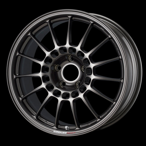 Enkei Japan RC-T5 - 17x7.5J - 5x100 - ET: 35 (Dark Silver) - JDM-370-775-8035DS