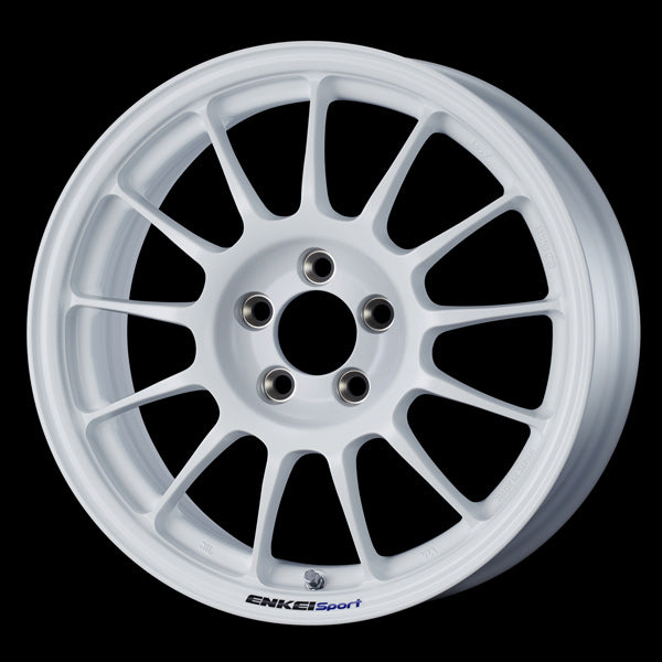 Enkei Japan RC-T5 - 15x6.5J - 4x100 - ET: 35/40/45 (White) - JDM-370-565-4935PW