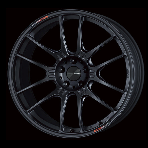 Enkei Japan RE130 - 20x11J - 5x112 - ET: 19/37 (Matte Black) - JDM-550-1011-4419MB