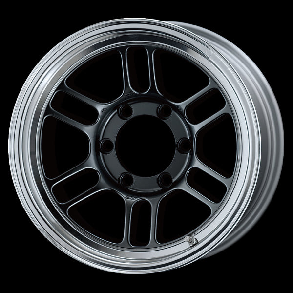 Enkei Japan RPT1 - 18x8J - 6x139.7 - ET: 38 (Black with Machined Lip) - JDM-428-880-838BM