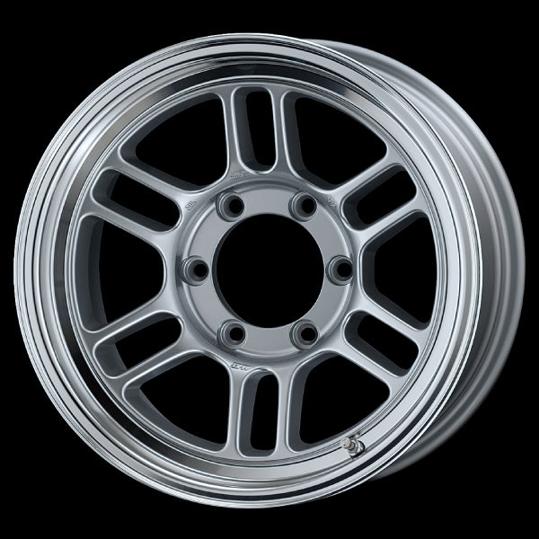 Enkei Japan RPT1 - 16x8J - 6x139.7 - ET: 0 (Sparkle Silver with Machined Lip) - JDM-428-680-80SM