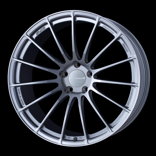 Enkei Japan RS05RR Forged - 21x10J - 5x112 - ET: 19 (Bright Silver) - JDM-485-11100-4419BS