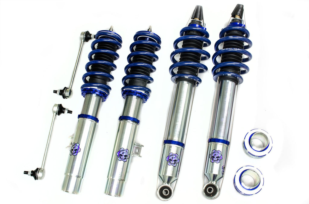 "Rzcrew Racing - GoTrack ""GT"" Monotube Coilover Kit - BMW 3 Series E46 - Rzcrew Europe"