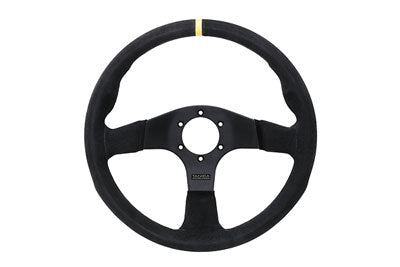 Juran - Racing Steering Wheels - 3 Spokes Leather-350725 - RZCrewEurope