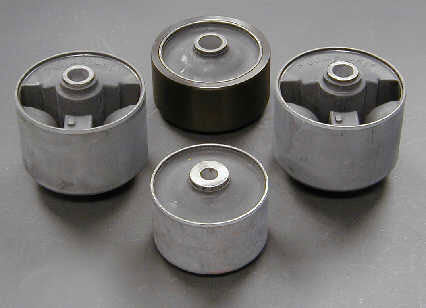 MS Alpha Rigid Engine Mount Set - DC2/DB8 - Y-5025AM - RzcrewEurope.com