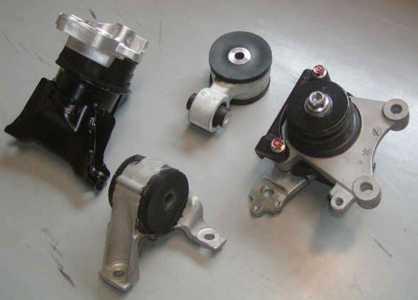 MS Alpha Rigid Engine Mount Set - EP3 - Y-5028AM - RzcrewEurope.com