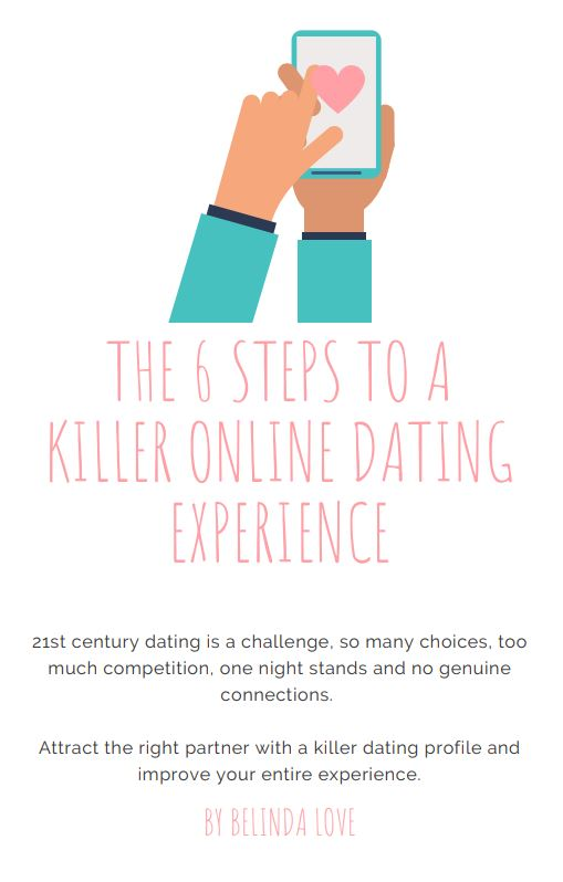 Dating online experiences