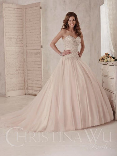 CHRISTINA WU BRIDE COLLECTION 15584
