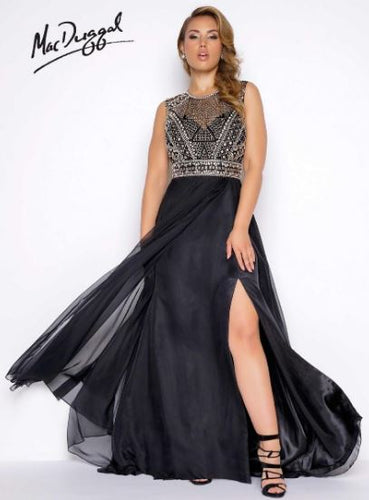 FABULOUSS BY MAC DUGGAL 65986F