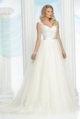 DAVINCI BRIDAL COLLECTION 50430