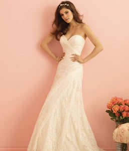 ROMANCE BRIDAL BY ALLURE 2854