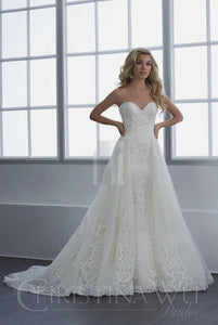 CHRISTINA WU BRIDE COLLECTION 15649