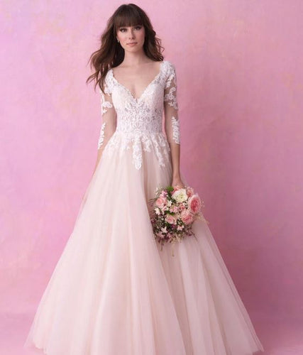 ROMANCE BRIDAL BY ALLURE 3154