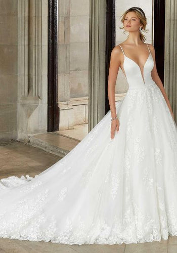 MORILEE WEDDING DRESSES 2125