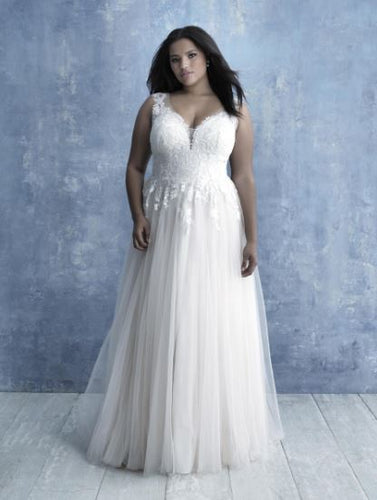 ALLURE WOMEN'S BRIDAL COLLECTION W468