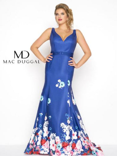 FABULOUSS BY MAC DUGGAL 66005F