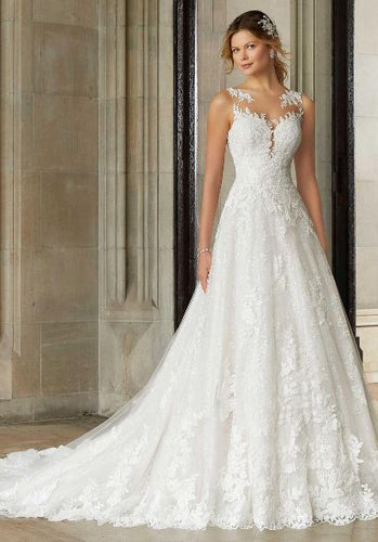 MORILEE WEDDING DRESSES 2130