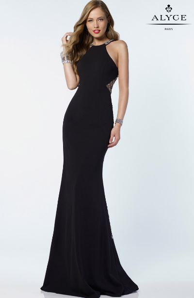 ALYCE PARIS PROM 6698