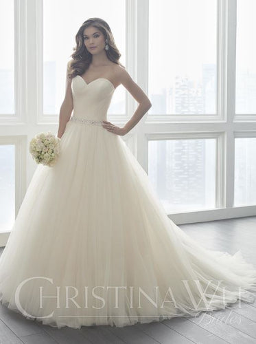 CHRISTINA WU BRIDE COLLECTION 15632