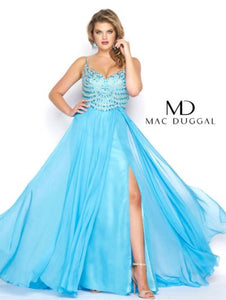FABULOUSS BY MAC DUGGAL 65979F