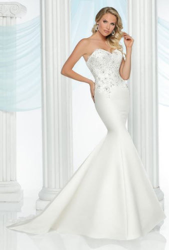 DAVINCI BRIDAL COLLECTION 50425