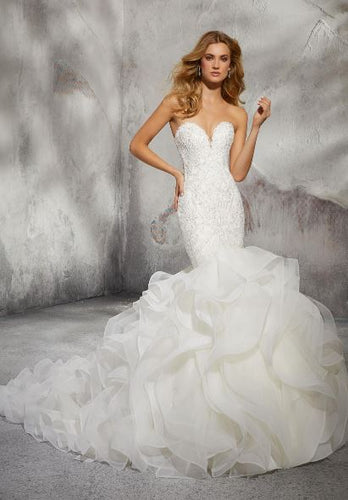 MORILEE WEDDING DRESSES 8282