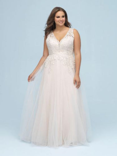 ALLURE WOMEN'S BRIDAL COLLECTION W440
