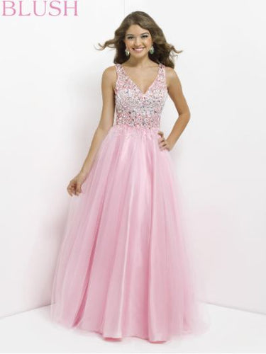 PINK BY BLUSH PROM 5321