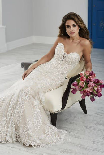 CHRISTINA WU BRIDE COLLECTION 15678