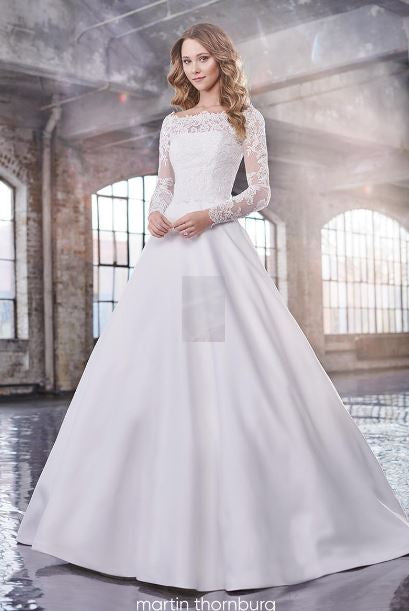 CAROL-MARTIN THORNBURG FOR MON CHERI BRIDAL 219209