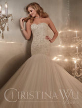 CHRISTINA WU BRIDE COLLECTION 15575